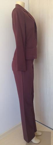 terninho feminino - marron - tam m + frete grátis