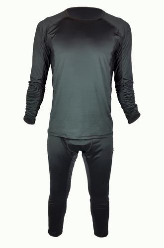 terno 1era capa secado rapido cotopaxi mujer t.34 negro ac6