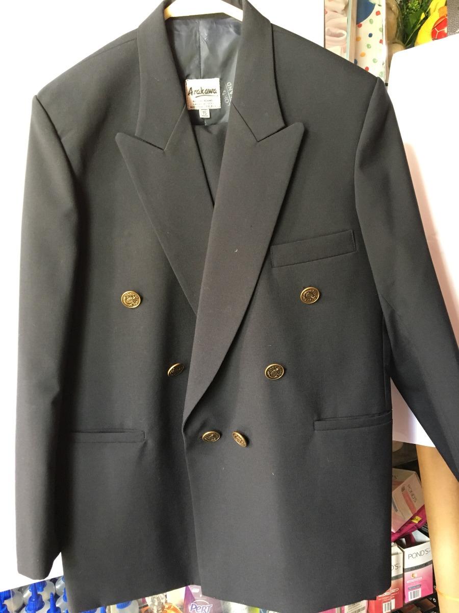 e41b6b61a6a95 Terno Arakawa Talla 15. No Hugo Boss Calvin Klein - S  150