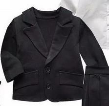 b39ce1b411 Terno Bebê Roupa Infantil Menino Com Gravata Social Batizado - R ...