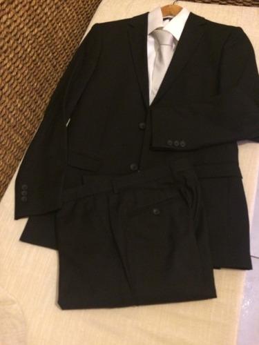 terno completo masculino novo