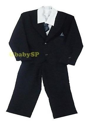 terno conjunto social infantil veste 03 a 12 meses - bebê