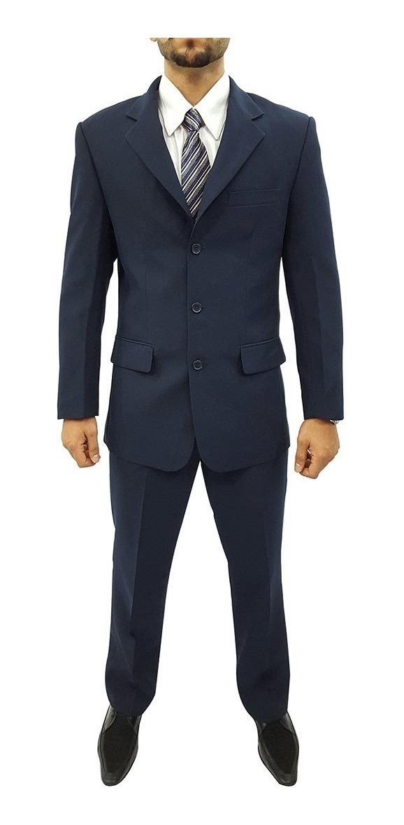 6fc870f867ba Terno Masculino Oxford Tamanho Grande 68 E 70 - R$ 237,00 em Mercado ...