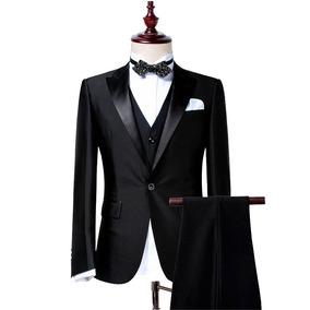 65a9557e10bae Ternos Hombre Negro - Vestuario y Calzado en Mercado Libre Chile