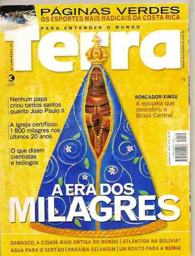 terra - a era dos milagres/ damasco/ paraíba/ atlântica na b