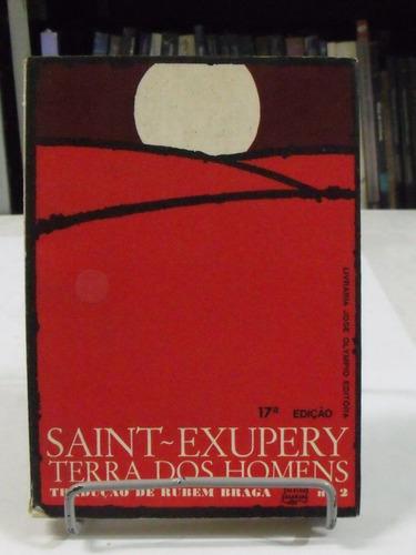 terra dos homens - saint exupery