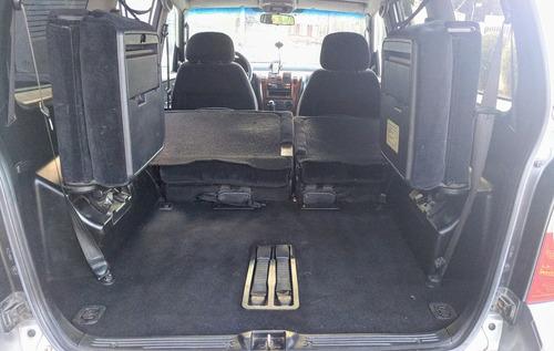 terracan 4x4 v6 3.5 con pneumaticos nuevos y motor nuevo
