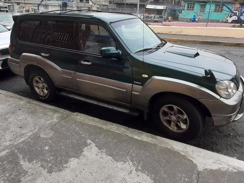 terracan jeep terracan
