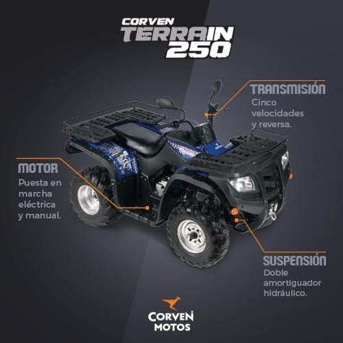 terrain 250 corven