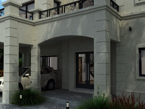 terralagos casa 5 amb. con piscina, quincho y dependencia