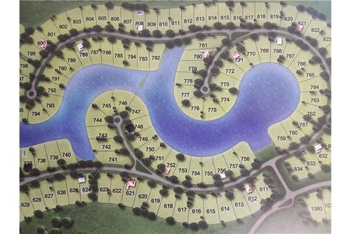 terralagos - lote 809 - 854 m2 con posesión.