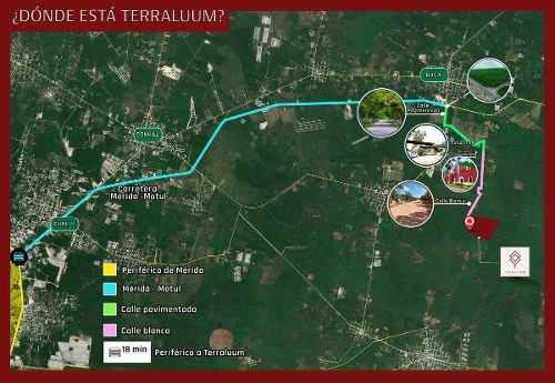 terralum lotes de inversión desde $37,800.00