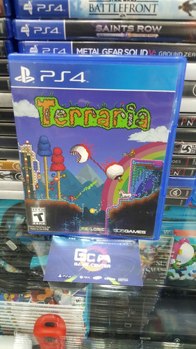 terraria juego usado ps4