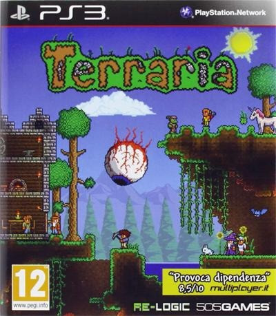 terraria, ps3 digital
