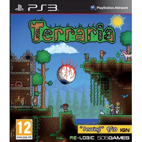 Terraria Ps3 Original- Play Colombia