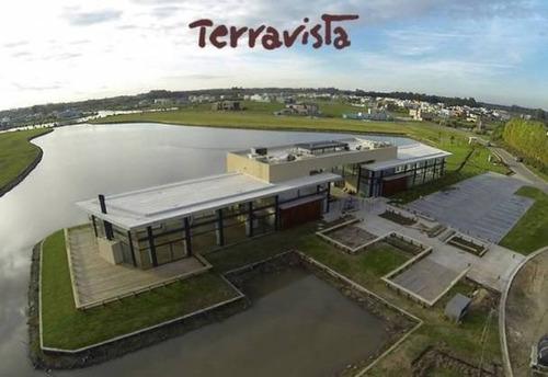terravista, espectacular lote 1034 mt2 esquina.