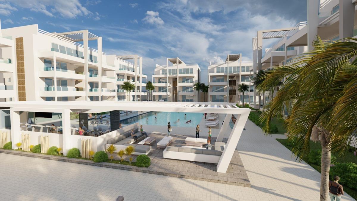 terraza bayahibe , apartamentos de 1 y 3 habitaciones