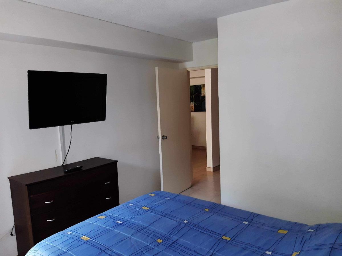 terraza del avila alquiler apartamento una habitacion, 2 est