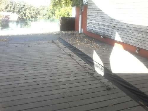 terraza en renta con uso comercial en pedregal