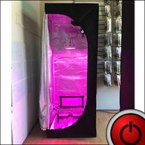 Combo Carpa Indoor 60x60x160 Led Ufo 150w Excelente