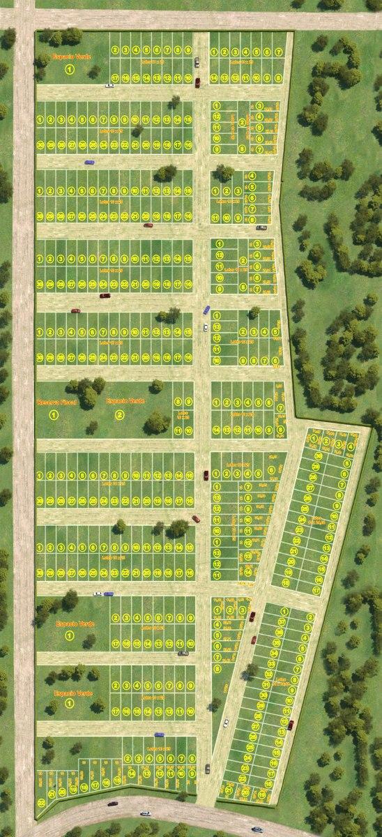 terrazas d/ campo grande, sin anticipo desde $ 3000 x mes