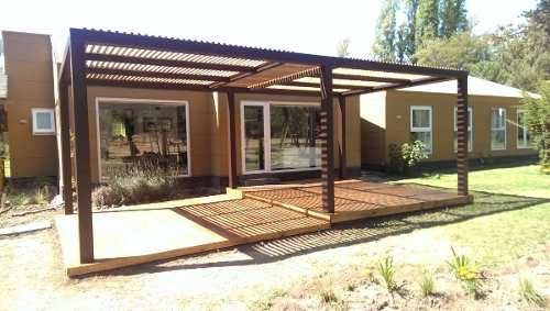 Terrazas quinchos p rgolas piscinas en for Muebles de terraza fierro