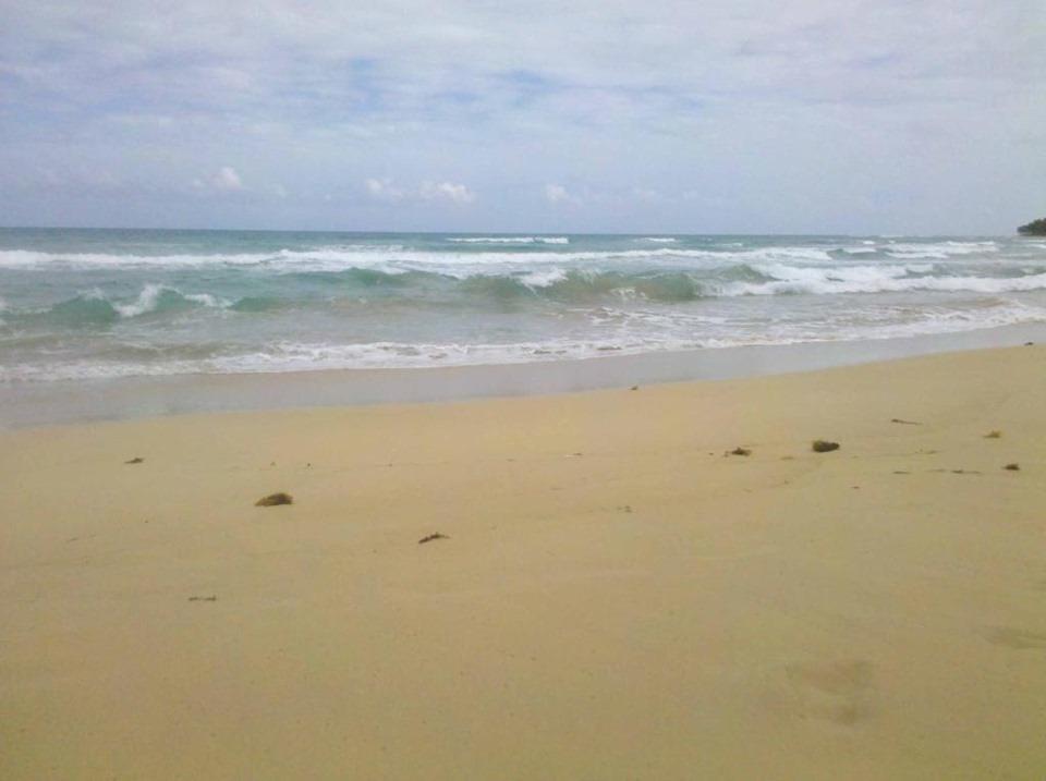 terren con playa en miches