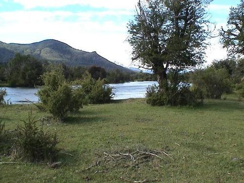 terreno 1 ha.con costa de río carrileufú