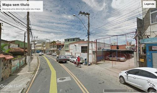 terreno 1000 m², com frente para 2 ruas - centro, macaé;