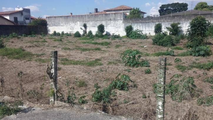terreno 1000 m² no jardim santa maria - te0055