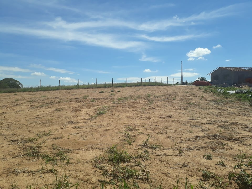 terreno 1.000 m2 pronto para construir só 300 mts do asfalto