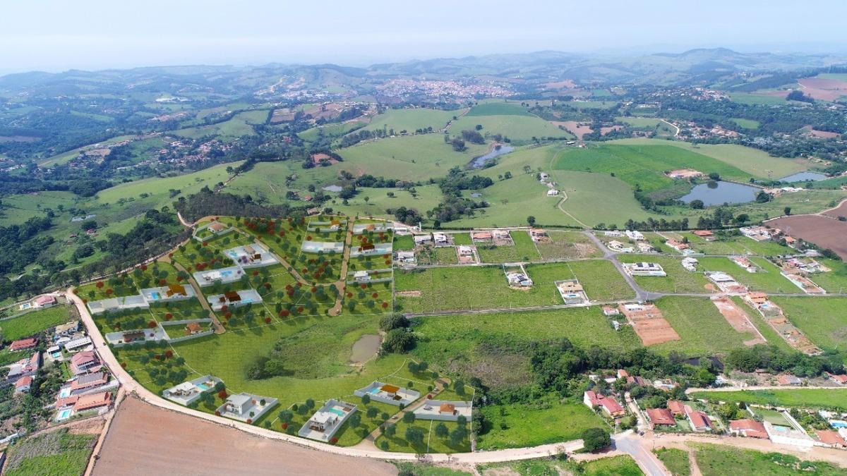 terreno 1000m2 pinhalzinho - chácaras araucárias