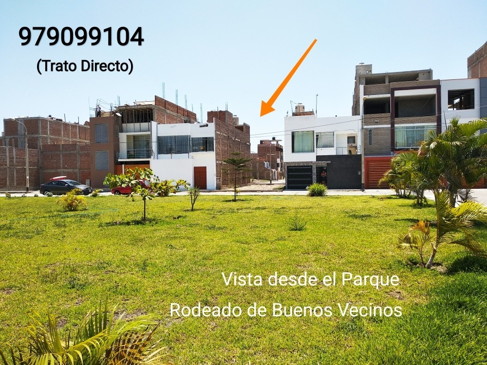 terreno 119mt villa del norte - chiclayo