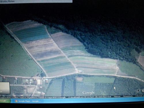 terreno 12 alqueires c/ exc. topografia