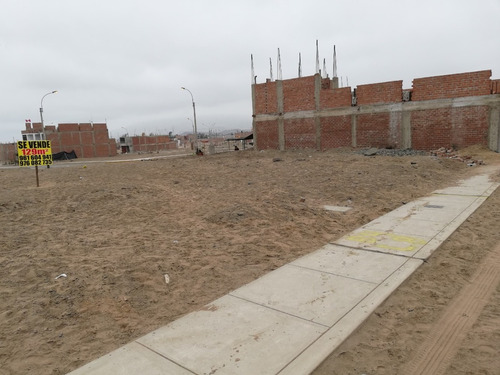 terreno 129 m2, todo en orden y saneado, con registro sunarp