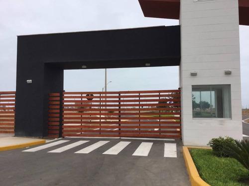 terreno 136 m2 3era etapa alameda lima sur los portales