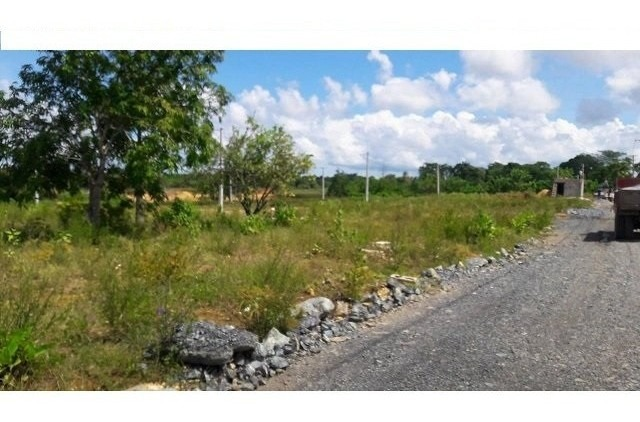 terreno 139 mts residencial habitado. villa mella
