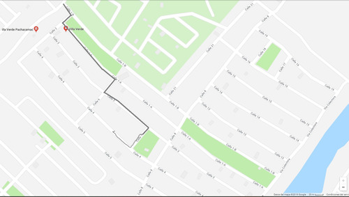 terreno 140m² urbanización villa verde 1ra etapa pachacamac