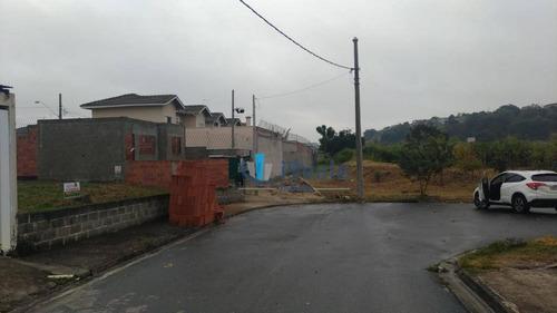 terreno 140m² à venda, villa branca, rua com casas ótimo padrão, jacareí-sp. - te0257