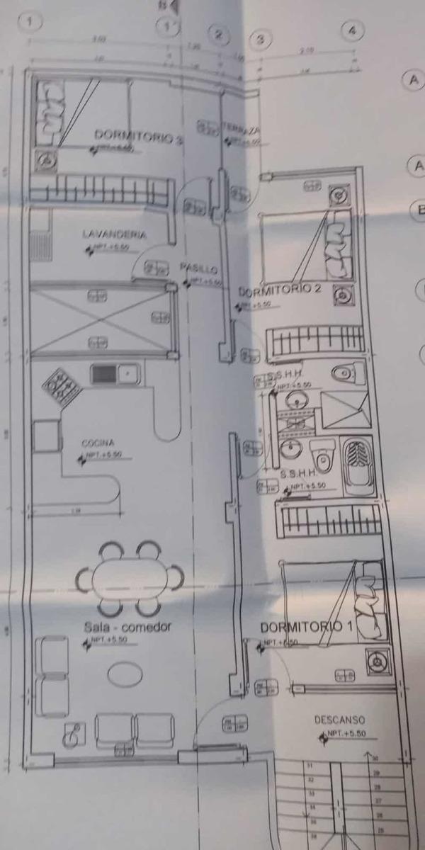 terreno 140m2 urb privada y segura (se incluyen planos)