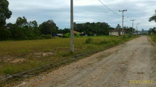 terreno 15 x 24 vila da glória são francisco do sul