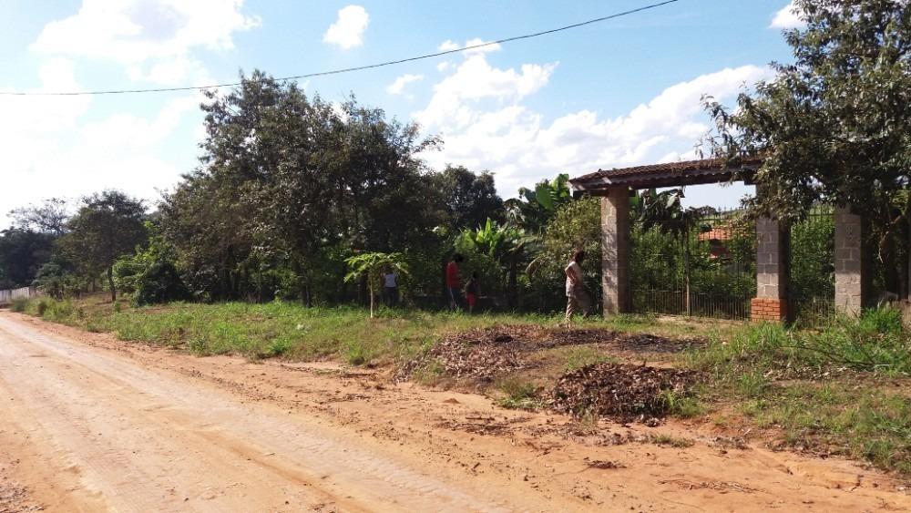 terreno 1500 m² - vitória régia - atibaia / sp