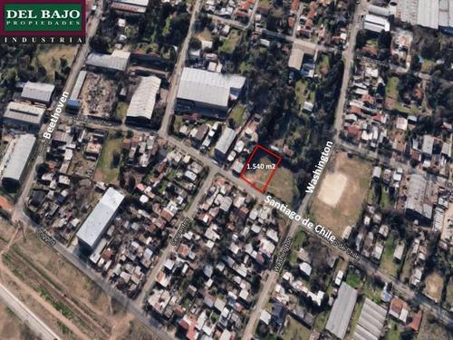 terreno 1540 m2 - general pacheco