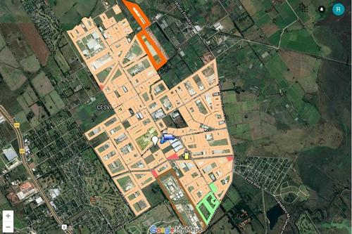 terreno 2 has - parque industrial pilar