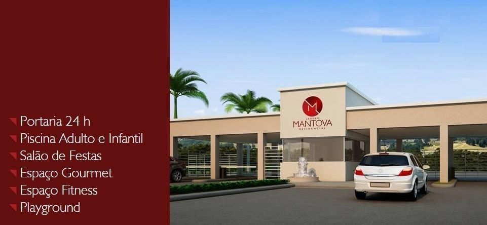 terreno 212 m²  à venda no condomínio mantova, em indaiatuba - tr01733 - 32139656