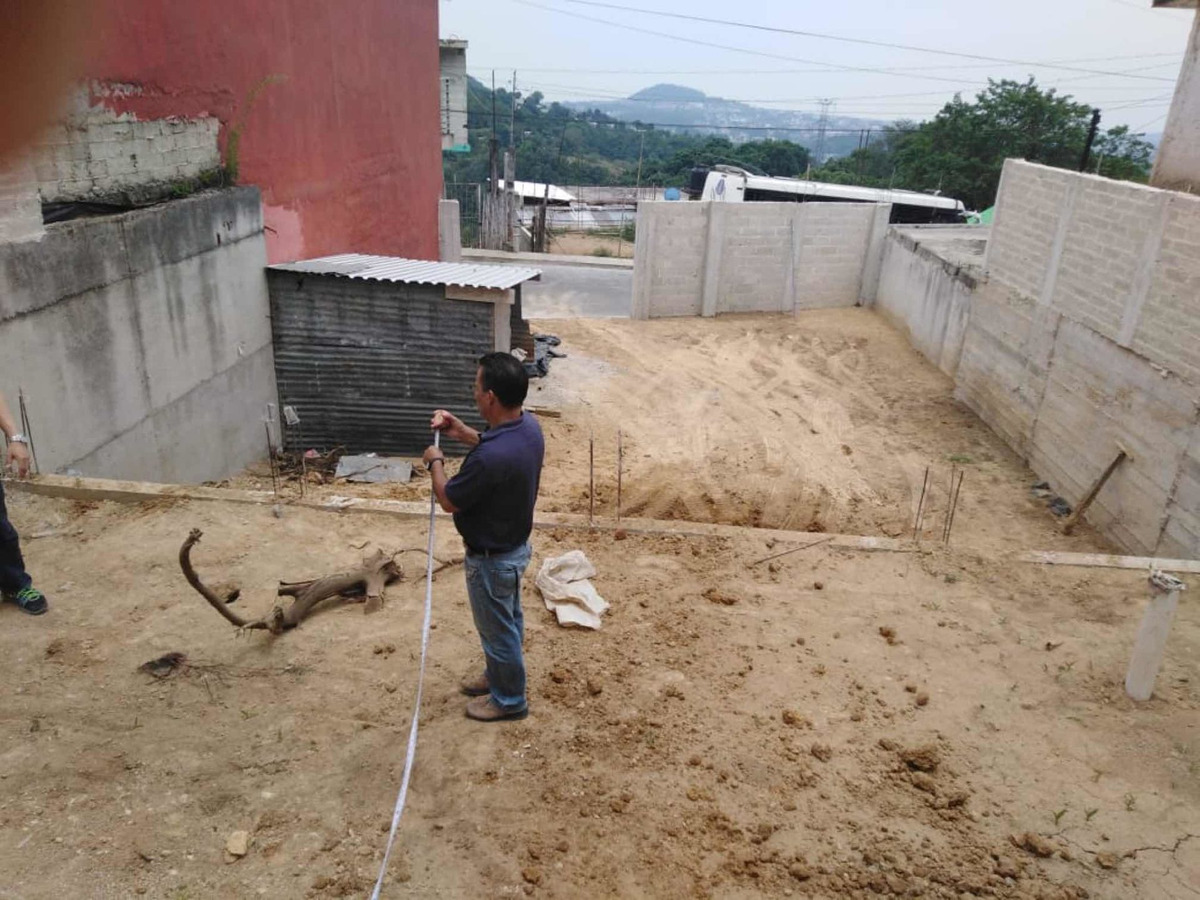 terreno 219 mts cuadrados listo para construir