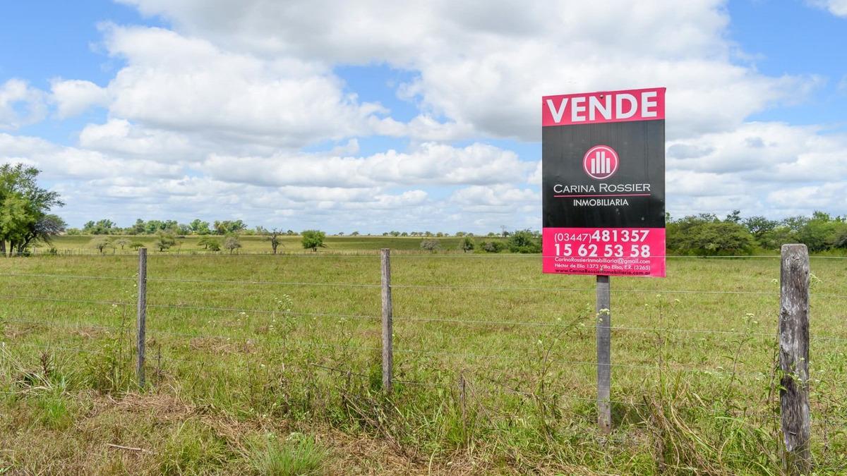 terreno - 2,25 hectáreas - villa elisa, entre ríos - vt-010