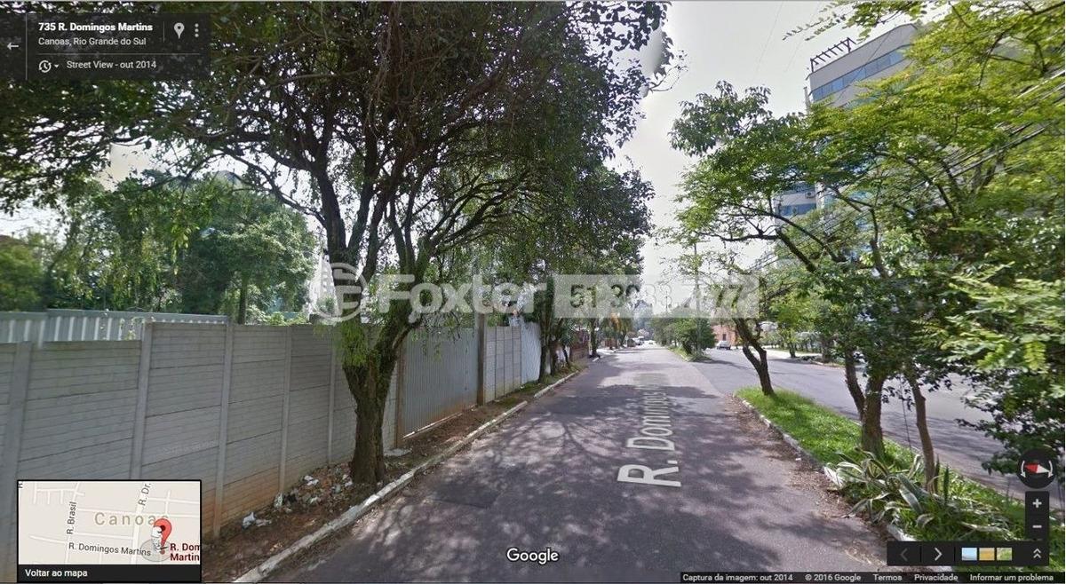 terreno, 242 m², centro - 135115
