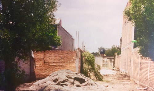 terreno 250 m2 y obra negra. cuautitlán cerca del suburbano