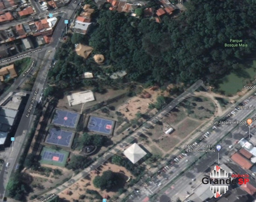 terreno 250m2 bosque maia 400 metros portão maia 350 mil - 2015